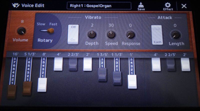 Praxistest: Yamaha Genos, Digital Music Workstation - Seite