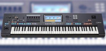 Yamaha Genos 1 4, Update für die Entertainer Workstation