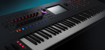 Test: Yamaha Montage 2.0, Version 2018, Synthesizer