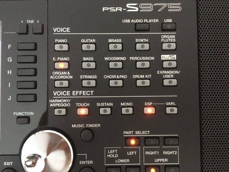 Yamaha Psr Pro