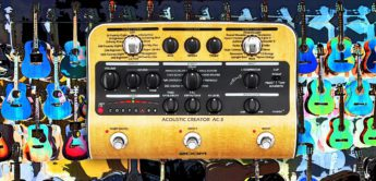 Test: ZOOM AC-3 Acoustic Creator, Effektgerät