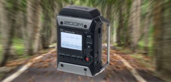 Test: Zoom F1-LP, F1-SP, Field Recorder