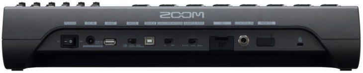 Zoom LiveTrak L-20 - Rueckseite