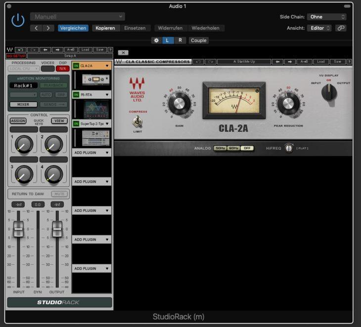 DiGiGrid SoundGrid StudioRack