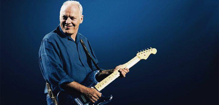 Top News: 120 Gitarren von David Gilmour unterm Hammer