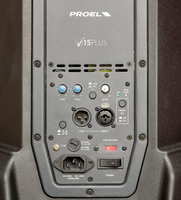 Proel V15 Plus