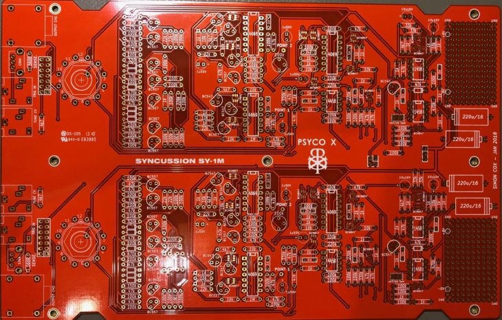 SY-1M Voice Board