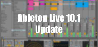 Ableton stellt Live 10.1 Update seiner DAW vor