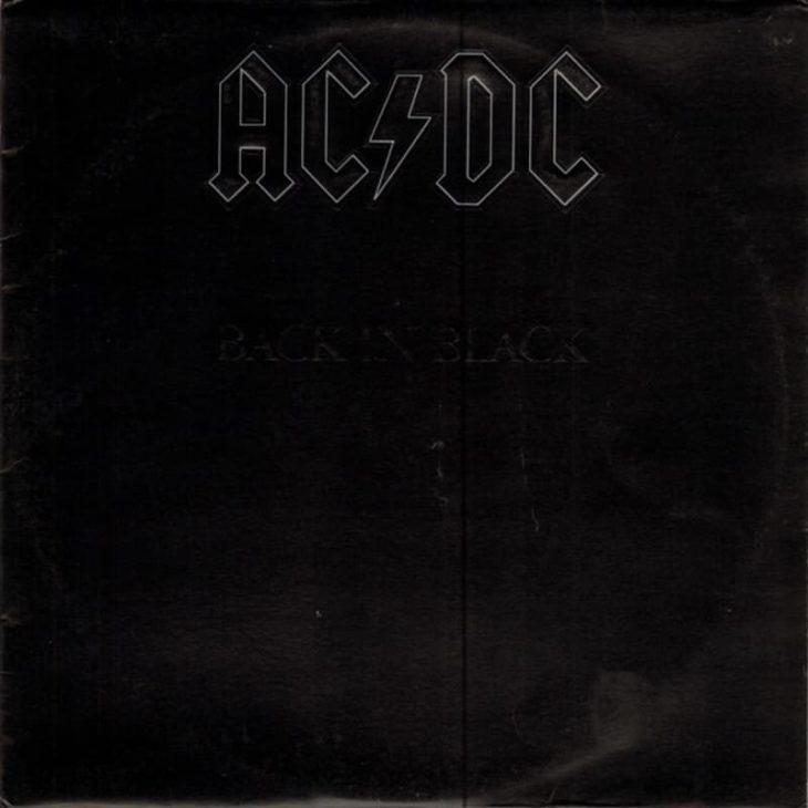 ACDC- Back In Black