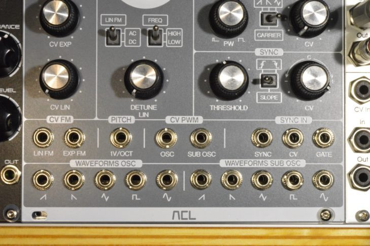 ACL Multi Function Discrete VCO