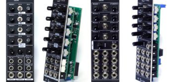 News: ADDAC System 105 4-Voice Cluster & 104 VC T-Networks