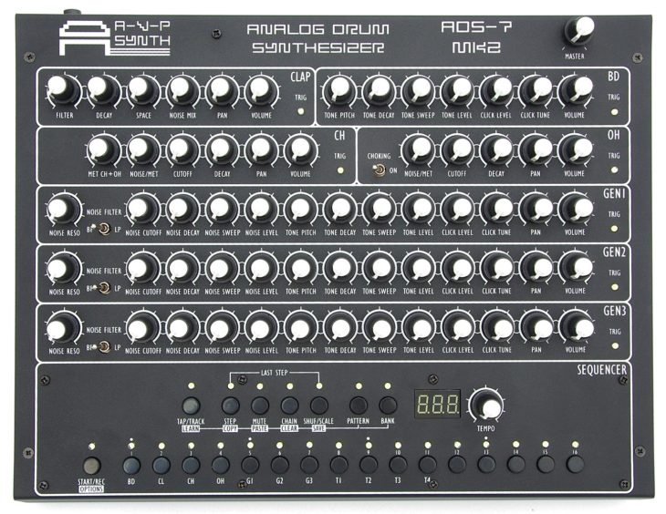 AVP Synth ADS-7 MK2