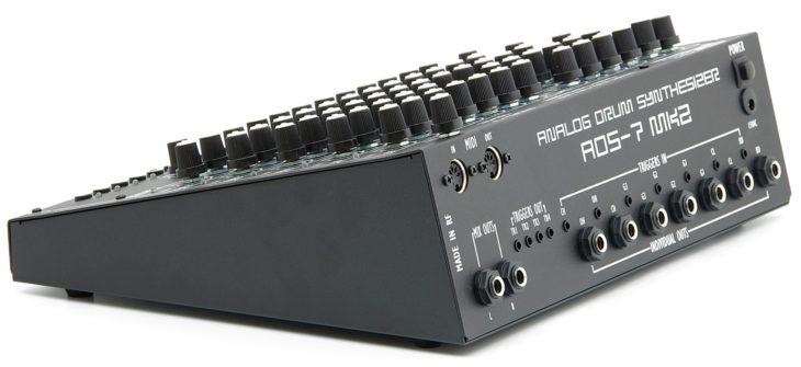 AVP Synth ADS-7 MK2 rear