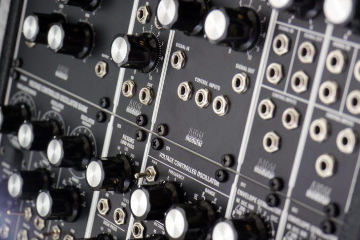 Detailbild des Aion Modular System 15