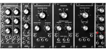 Aion Modular Synthesizer Model 15, Moog-Klassiker in 3 HE