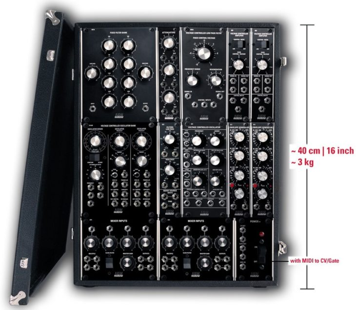 Aion Modular Synthesizer Model 15