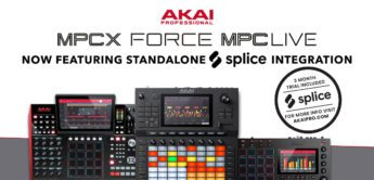 AKAI bringt MPC 2.5 und Force Update 3.0.2.