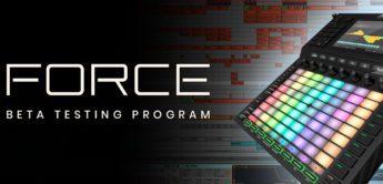 AKAI Force Beta Testing für neue Firmware