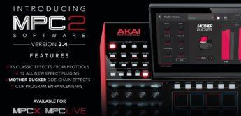 NAMM 2019: AKAI stellt MPC Software 2.4 vor