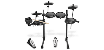 NAMM 2019: Alesis Turbo Mesh Kit – neues Einsteiger Kit