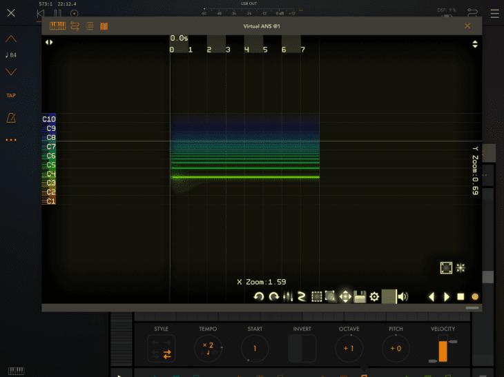 Alexander Zolotov Virtual ANS 3 iOS Audio-Sawtooth