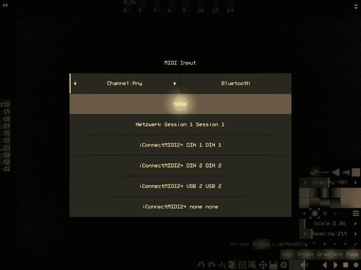 Alexander Zolotov Virtual ANS 3 iOS MIDI