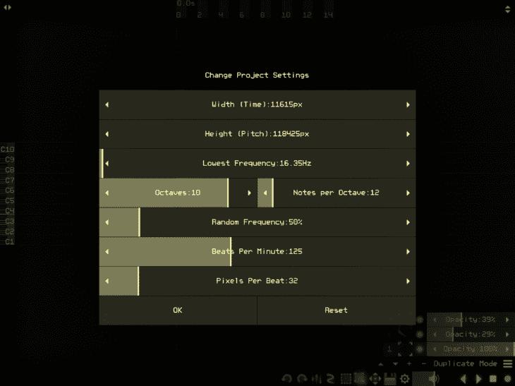 Alexander Zolotov Virtual ANS 3 iOS Projekt-Settings
