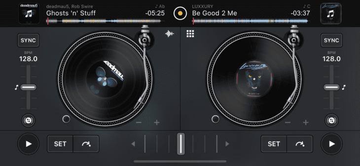 Algoriddim DJay Pro 3.1