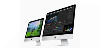 Neue Apple iMacs fürs Musikstudio, 21,5″ und 27″, Frühjahr 2019