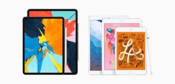 Neues Apple iPad mini und iPad Air Frühjahr 2019