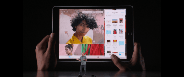 iPadOS Overlay
