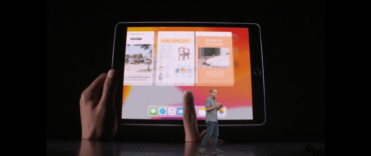 iPadOS Expose