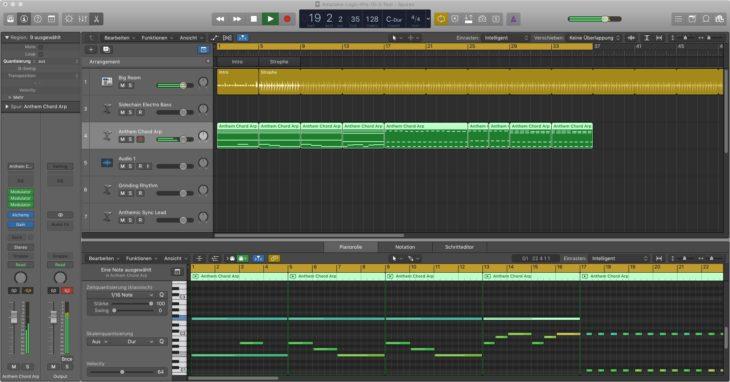 Apple Logic Pro 10