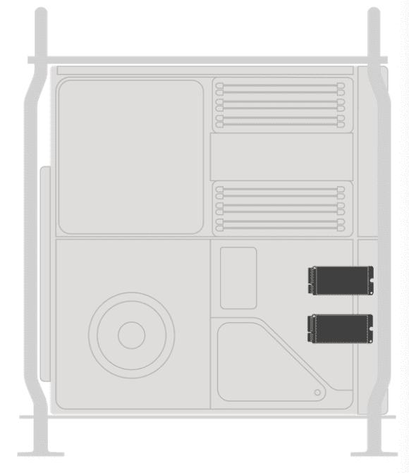 SSDs austauschbar?