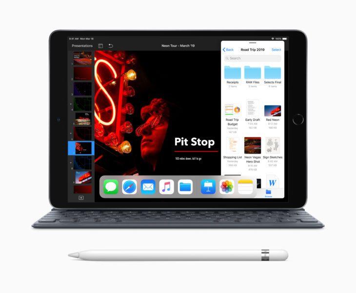 Apple iPad Air Frühjahr 2019