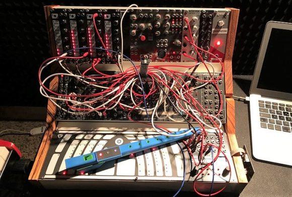 Artinoise und Soundmachines