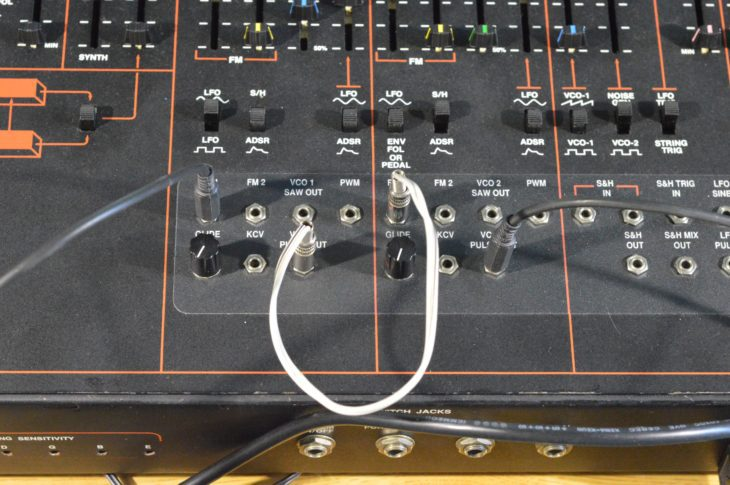 ARP AVATAR PATCH B - 2