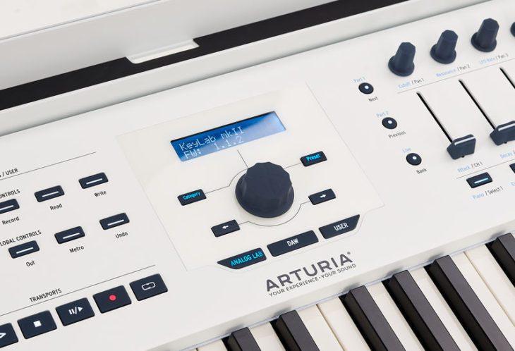 arturia keylab 88 mk2 7