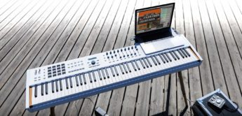 Test: Arturia KeyLab 88 MKII, MIDI-Keyboard