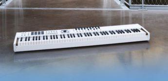 Arturia Keylab 88 Mk2 – MIDI-Keyboard mit Hammermechanik