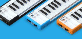 Arturia Microlab – 25 Tasten MIDI-Keyboard mit Extras