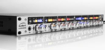 Test: Audient ASP 880, 8-Kanal Mikrofonvorverstärker