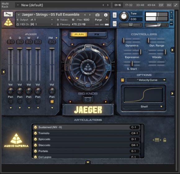 Audio Imperia - Jaeger