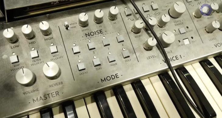 Gamechanger Audio Motor Piano Synthesizer