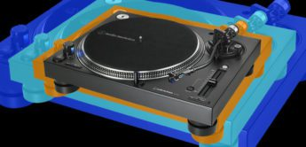 Test: Audio-Technica AT-LP140XP, DJ-Plattenspieler
