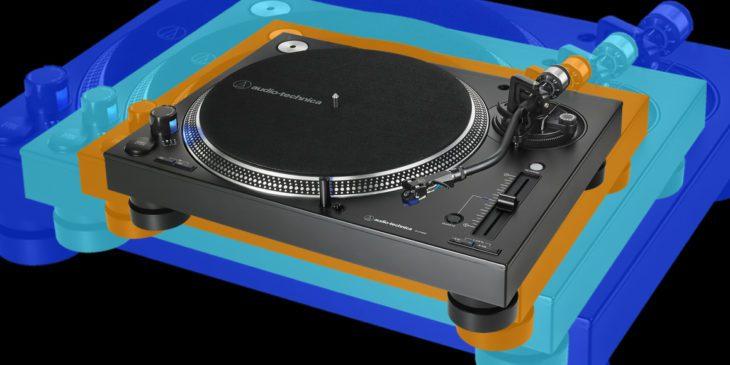Audio-Technica AT-LP140XP