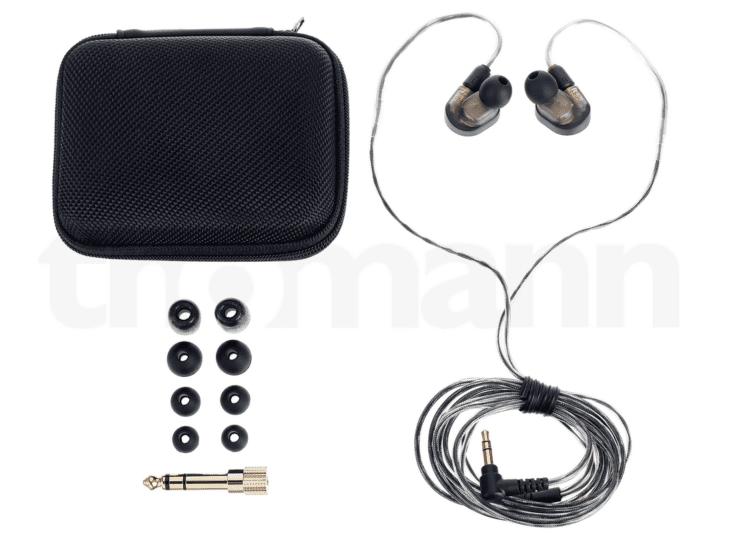 Audio-Technica ATH-E70 - das Zubehoer