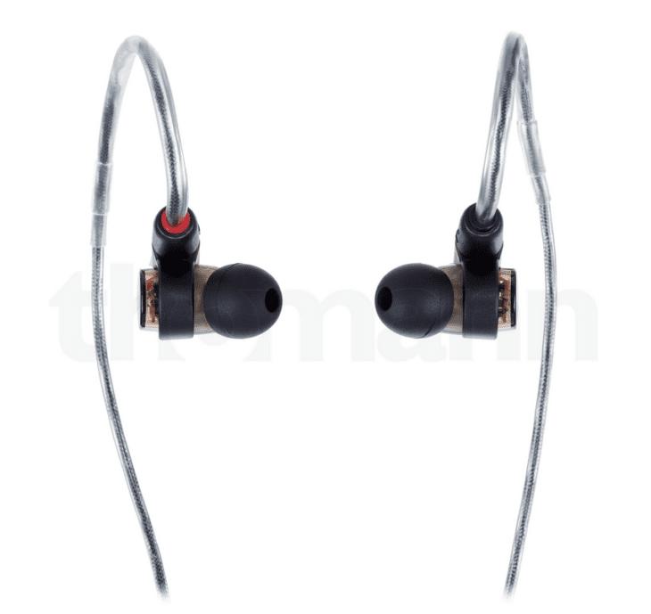 Audio-Technica ATH-E70 - Detailansicht von der Seite