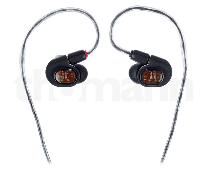 Audio-Technica ATH-E70 - Detailansicht von vorne