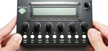 Audiothingies MicroMonsta: Unscheinbares Klangmonsterchen